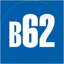B62 Bus Sign