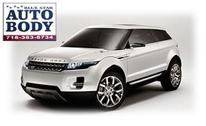 Blue Star Range Rover