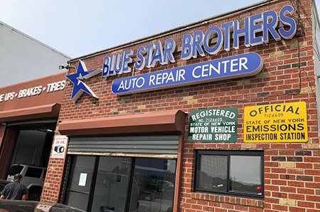 Blue Star Brothers Auto Repair